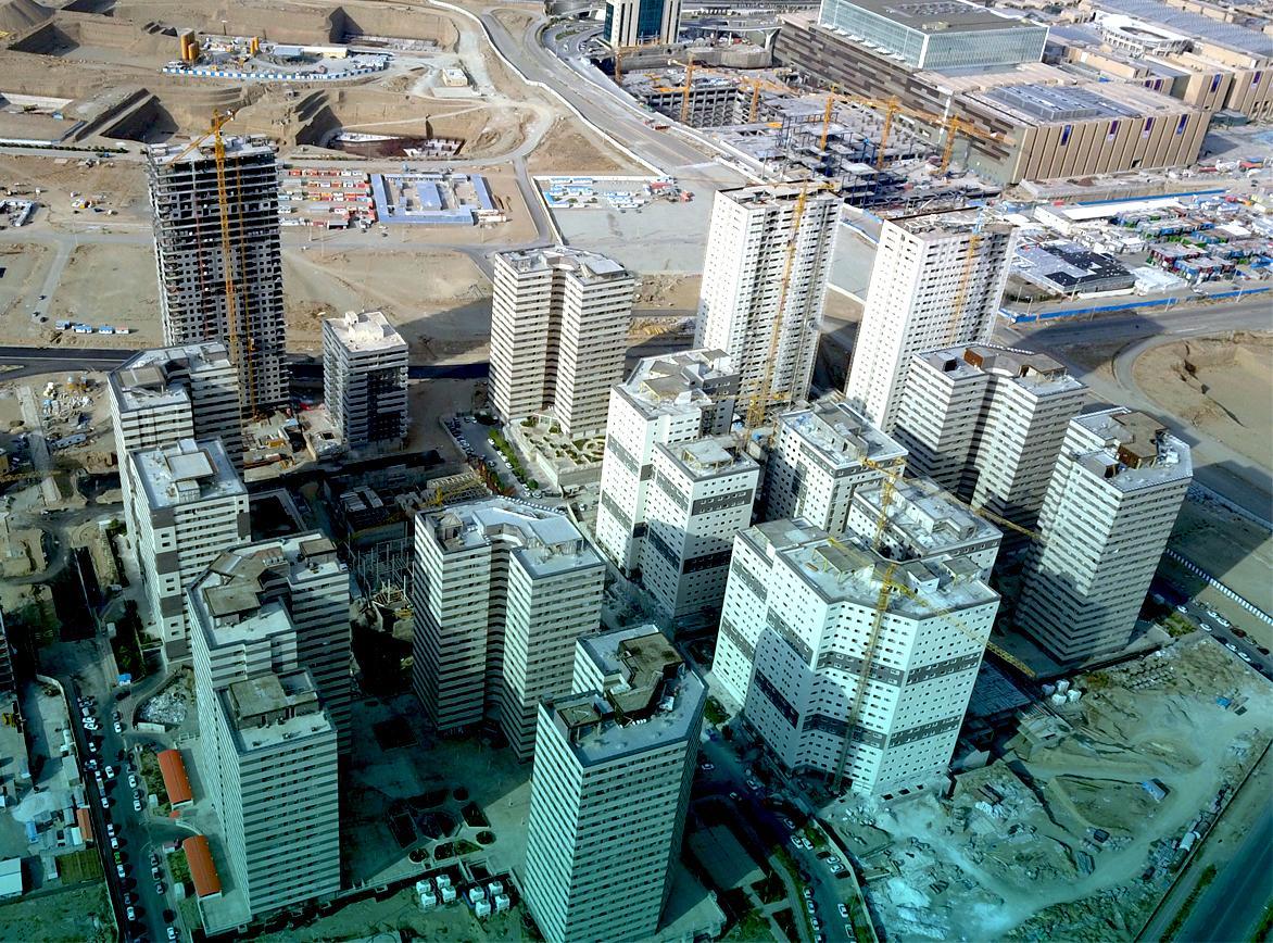 برج پامچال ۶  Image of AA